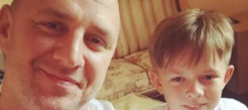 Сын Потапа серьезно травмировался на отдыхе в Греции