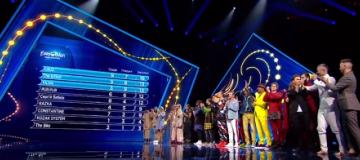"""""""Евровидение-2018"""": названы победители первого  полуфинала Национального отбора"""