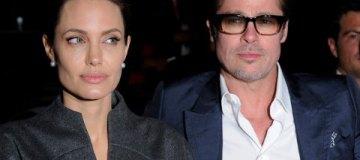 Брэд Питт бил детей на глазах у Джоли - СМИ