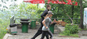 Могилевская не выходит на пробежки без джипа с охраной