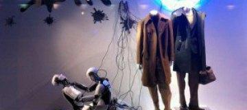 В московском ЦУМе завелись роботы-развратники