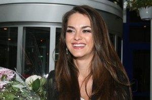 Вице-мисс Вселенная Олеся Стефанко избавилась от металла в ноге