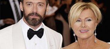 Жена Хью Джекмана запретила сотрудничать мужу с Анджелиной Джоли