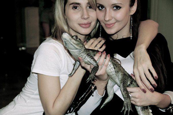 """Лобода: """"сестрица!) спортсменка! комсомолка!и просто красавица!)))"""""""