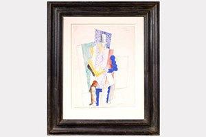 Пикассо за 100 евро