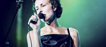 Юлия Чичерина дала концерт в ЛНР