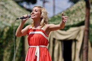 Тоня Матвиенко принципиально отказалась выступать в России