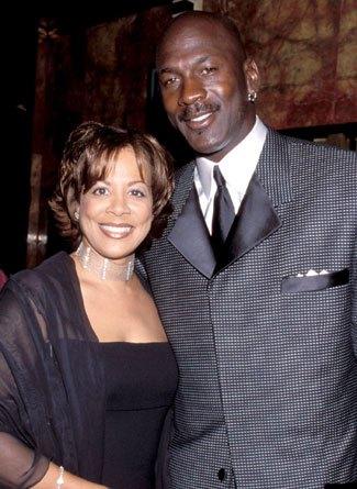 С предыдущей женой, Хуанитой Ваной, Майкл прожил 16 лет