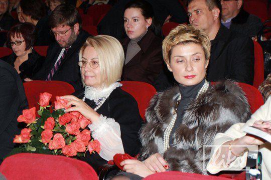 Анна Герман и Ирина Ванникова