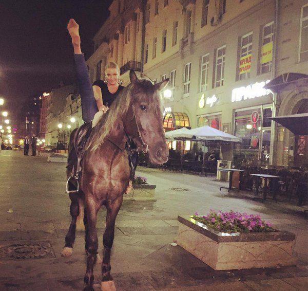 Если б я имел коня...