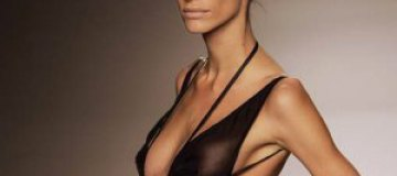 Журнал Vogue объявил бойкот анорексичным моделям
