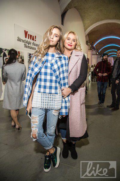 Внучка Софии Ротару София активно пробует себя в качестве модели, причем в Москве тоже, а мама Светлана ей помогает
