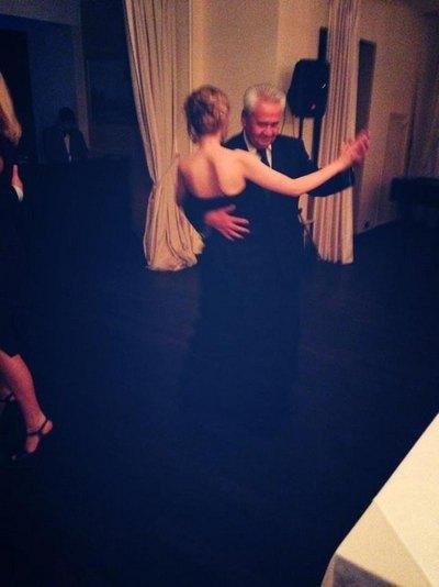 Березовская танцевала с Фокиным