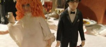 Свадебный торт для Пугачевой выпекали 150 человек