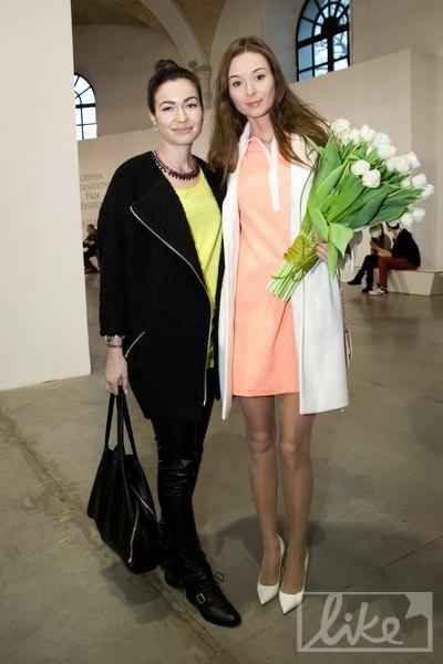 Дочь Евгения Червоненко Александра и супруга Василия Хмельницкого Зоя