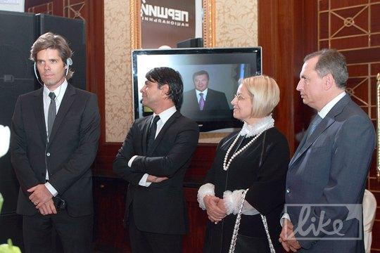 Микаэль Питерс, Валид Арфуш, Анна Герман, Борис Колесников