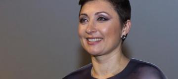 Виктория Тигипко стала брюнеткой