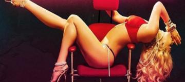 Экс-виагра показала фото в стиле Шэрон Стоун