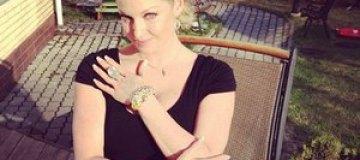 Волочкова получила на день рождения козла