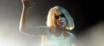 Леди Гага дала имя своей инвалидной коляске