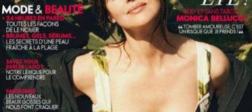 Роскошная Моника Белуччи украсила обложку глянца