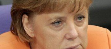 Меркель резко стало плохо