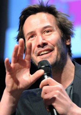 Киану Ривз на кинофестивале в Берлине