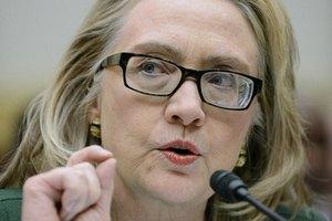 Хиллари Клинтон поддержала однополые браки
