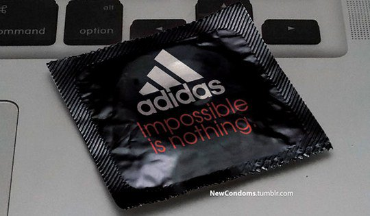 adidas. Невозможное возможно.