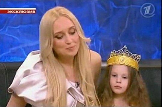 Супруга Витаса Светлана и его дочь Алла