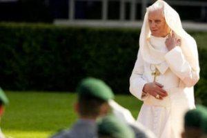 Папа Римский заказал себе персональный парфюм