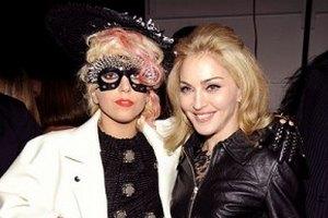 Леди Гага отказалась петь с Мадонной