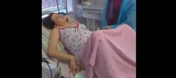 Грузинская оперная певица родила после исполнения O sole mio