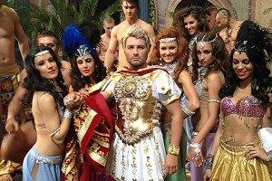 Басков подрался  с Манучаровым  из-за женщины