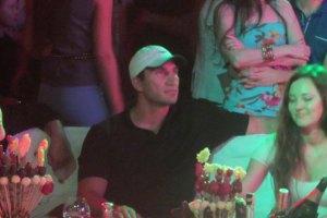 Владимира Кличко застукали в Турции с незнакомкой