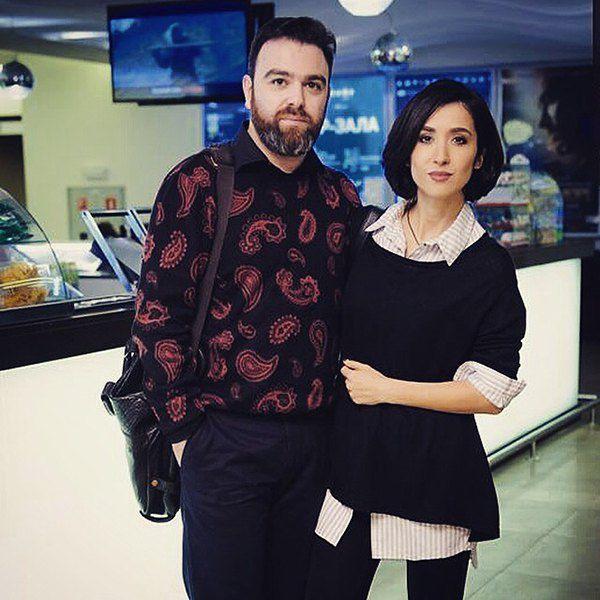 Анна Завальская и Дмитрий Саратский