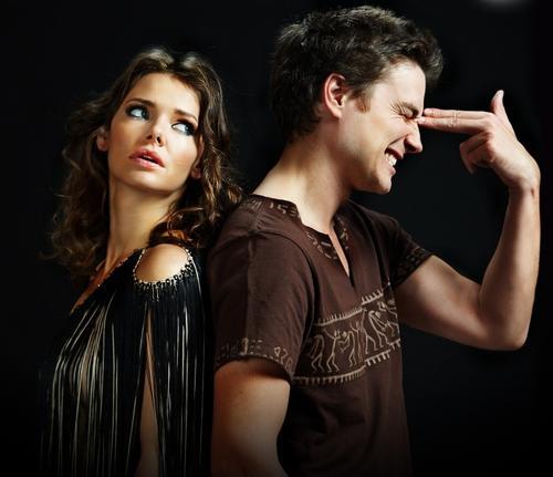 Лиза Боярская и Макисим Матвеев