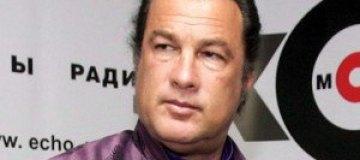 Стивен Сигал провел мастер-класс по айкидо в России