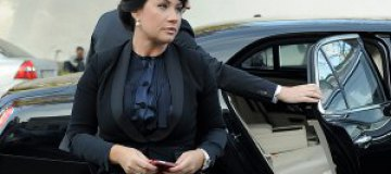 Жена Фирташа посетила показ Пустовит