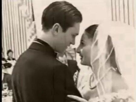 Свадьба Кристины с Вячеславом Супруненко в середине 90-х