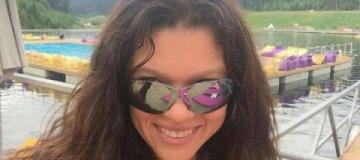 Руслана переплыла километровое озеро