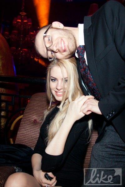 Сын народного депутата Украины Таисия Повалий Денис с девушкой