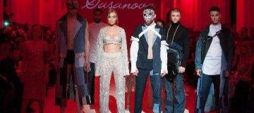 """Быть в тренде. Звезды на """"Ukrainian Fashion Week"""""""