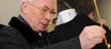Пасха: Азаров посетит Лавру, Кличко - церковь в Германии