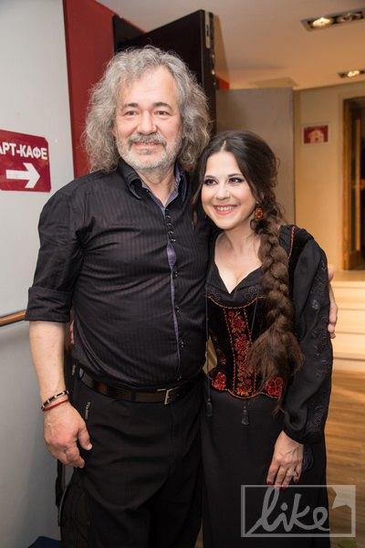 Тарас Петриненко и Анжелика Рудницкая