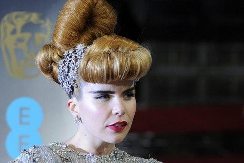 Английская певица и актриса Палома Фейт