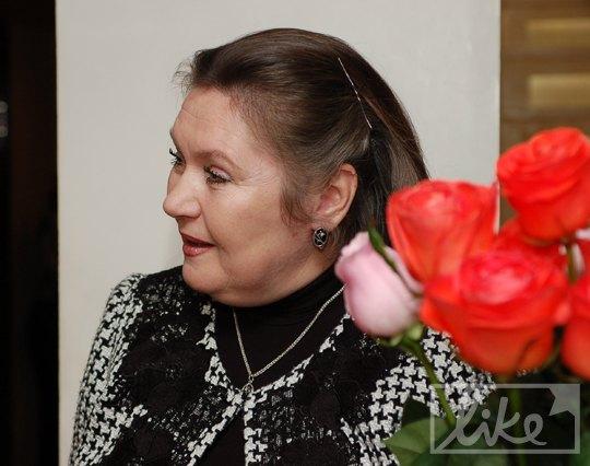 Мама Кривошапко Дина Александровна