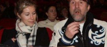 57-летний Леонид Ярмольник сводил в кино взрослую дочь