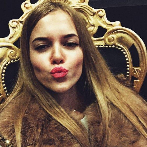 Соня Шмалько в соцсетях не указывает свой возраст