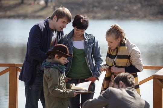 Показ телевизионной версии картины состоится в 2012 году